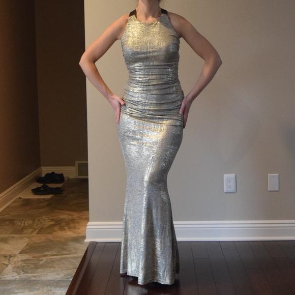 Calvin Klein Dresses Evening Gown Nwt Poshmark